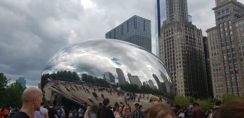"The ""Bean"" draws thousands of Chicagoans and visitors every year. Read the story below."