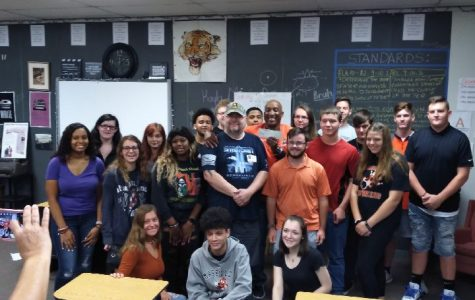 Donation From Local Organization Helps WHS Journalism Program
