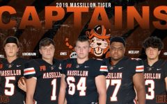 State Game Bittersweet for Tiger Captains