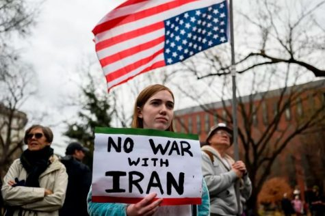 With recent news of tension with Iran, should the United States roll the dice with the horrors of war?