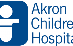 Akron Children's Hospital logo is shown because of their quality psyciatric facility.