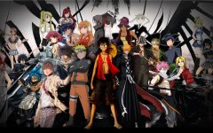Top Five New Generation Anime
