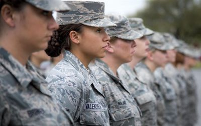 Should Women be Allowed to Join More Roles in the Military?