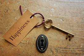 """""""Key to happiness"""""""