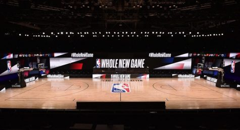 "The NBA has a ""Whole New Game"" when it comes to Black Lives Matter"