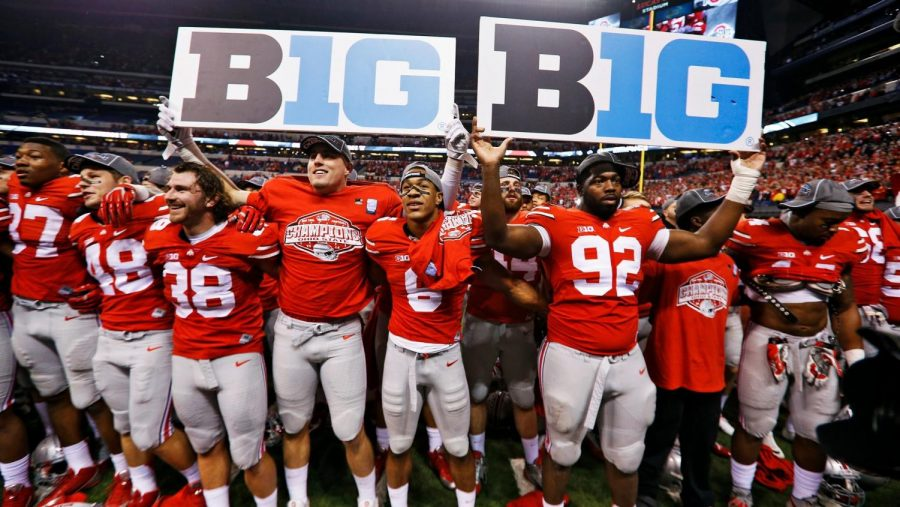 There WILL be football for the Buckeyes and the rest of the Big Ten this year.