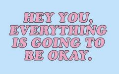 Don't sweat the small stuff. Everything really will be okay. Photo Credit: Pinterest