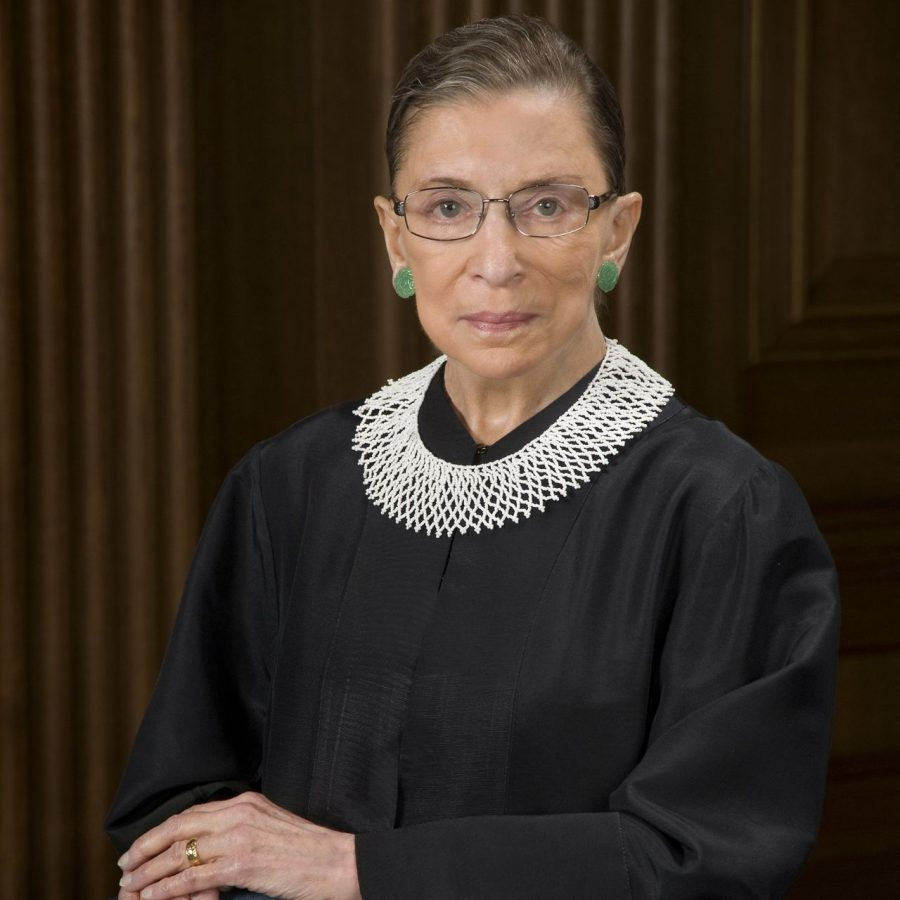 Rest in power, Ruth Bader Ginsburg