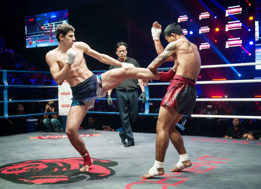 Lethwei fighting: The next big sport or passing fad?