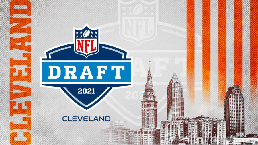 And the first pick of the 2021 NFL draft in Cleveland is...